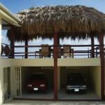Cabana en Garage